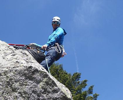 Pierre-Alexandre Naurais, Guide de Haute Montagne