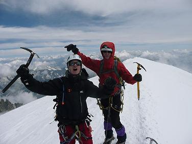 Mont-Blanc, voie normale