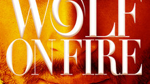 Cover Reveal: Wolf on Fire
