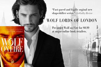 Coming Soon: Pre-order Wolf on Fire