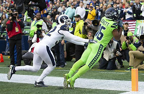 Tyler Lockett WR Seahawks