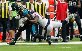 Leonard+Fournette+Jacksonville+Jaguars+v