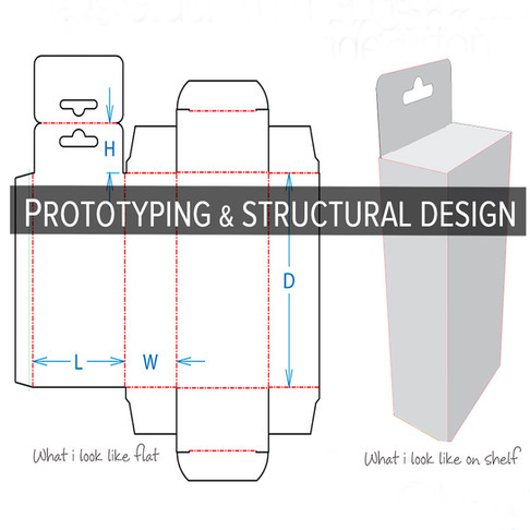 READY prototyping and structural design.