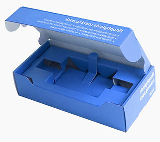 electronics-box-with-cardboard-die-cut-i