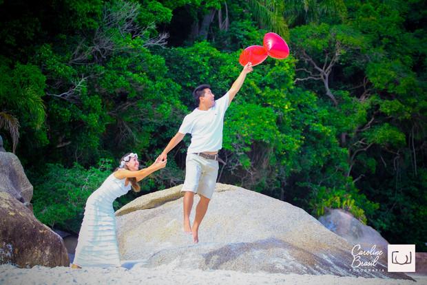 Resultado de imagem para fotos noivos ilha do campeche