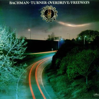 BTO Freeways 1977
