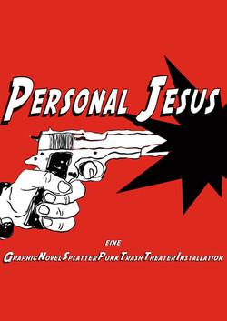 personal jesus plakat