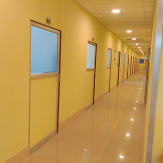 Corridor of the department