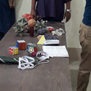 Demonstration of some Mathematical Models