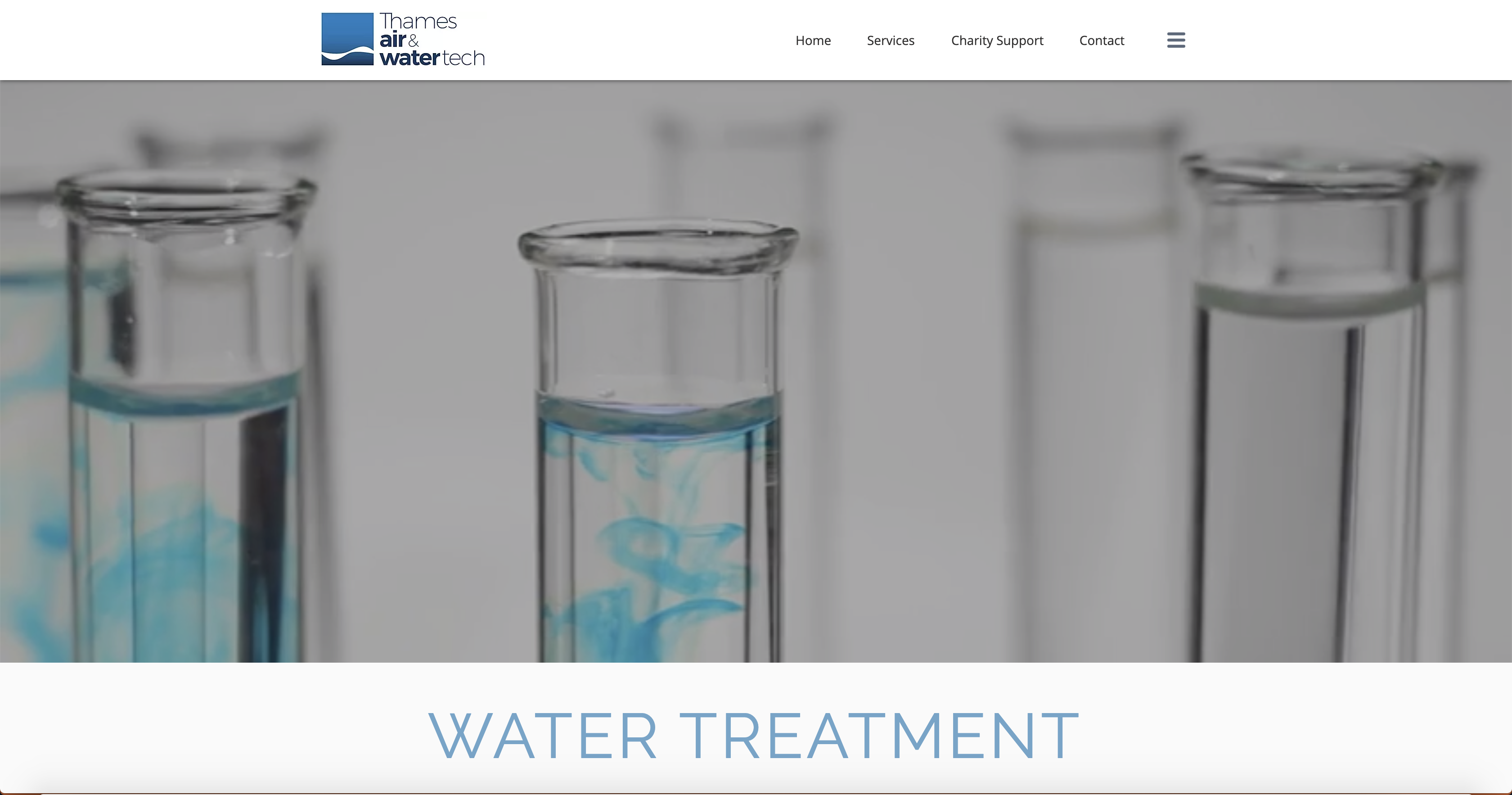 Thames Air and Water Tech | Water Treatment Page