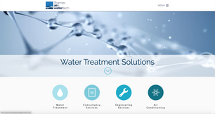 Bespoke Website - Thames Air and Water Tech
