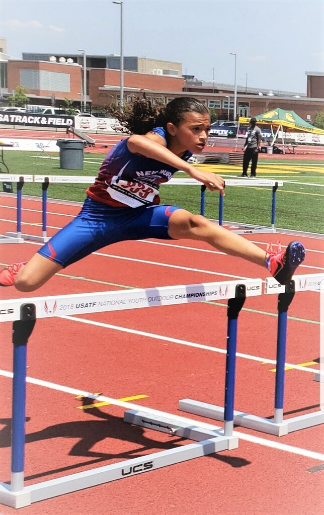 Brooklyn 80 Hurdles