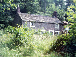 1970s Cottage managed by the Wayfarers walking group.