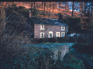 Cottage in the 1960s