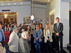 Expoziția Eugen Dornescu, la Târgoviște