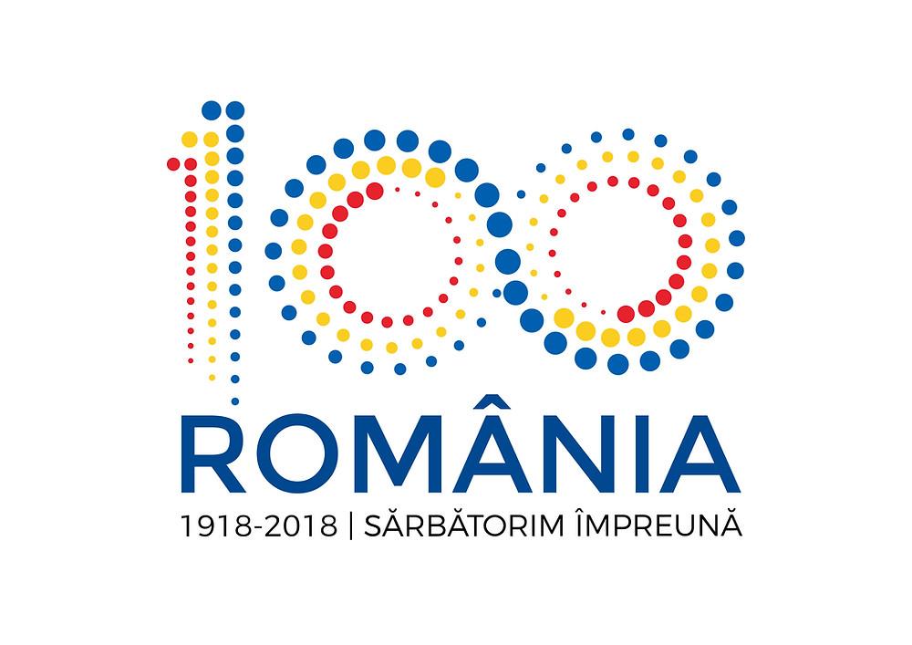 sigla Centenarul Marii Uniri
