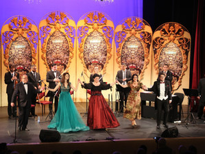 """Programul naţional de concerte """"Romanţa ne uneşte"""" – dedicat celebrării Centenarului Marii Uniri de"""