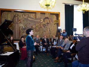 """Centrul Cultural pentru UNESCO """"Cetatea Romanței"""" a lansat proiectul """"Casa Romanței – ambasadă a cul"""