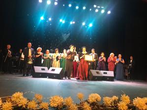 """""""Romanţa ne uneşte"""", concert de succes la Chişinău"""