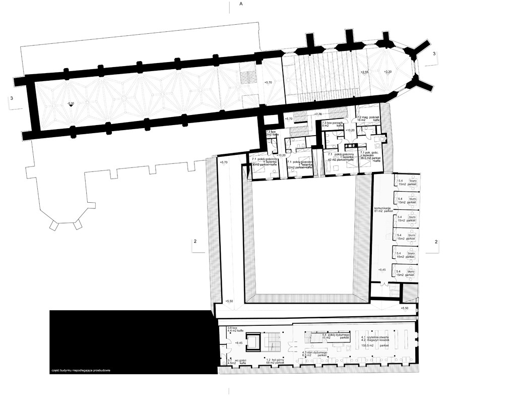Trzecie piętro
