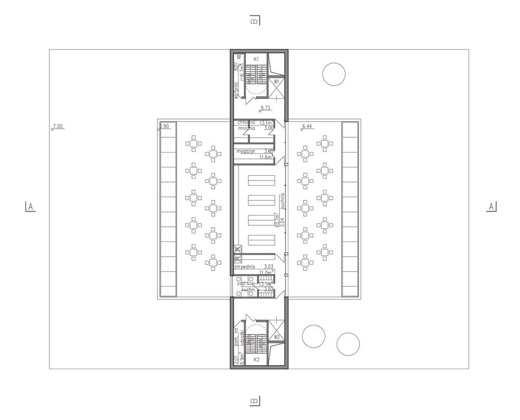 Rzut trzeciego piętra