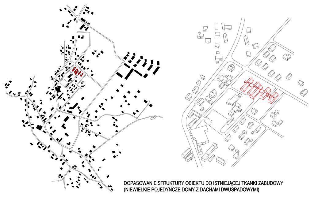 Schemat urbanistyczny