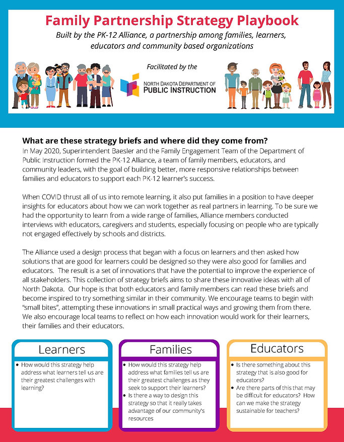 Pages from Family Partnership Playbook +