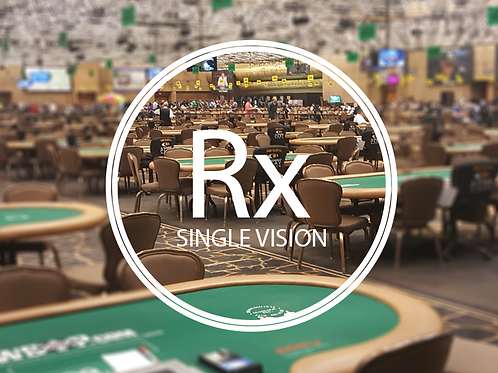 SINGLE VISION Rx POKER