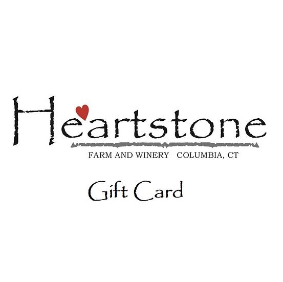 $25 Gift Card (Pickup)