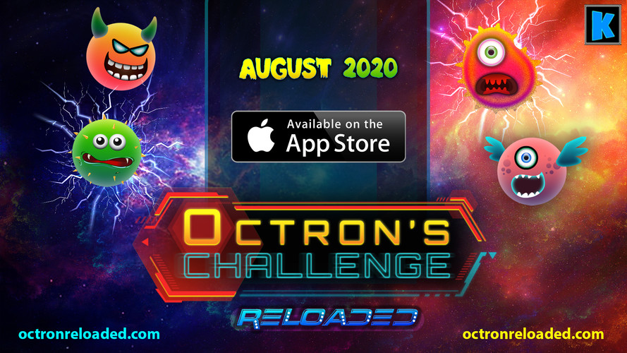 Octrons Challenge Reloaded mobile game ios exclusive science game