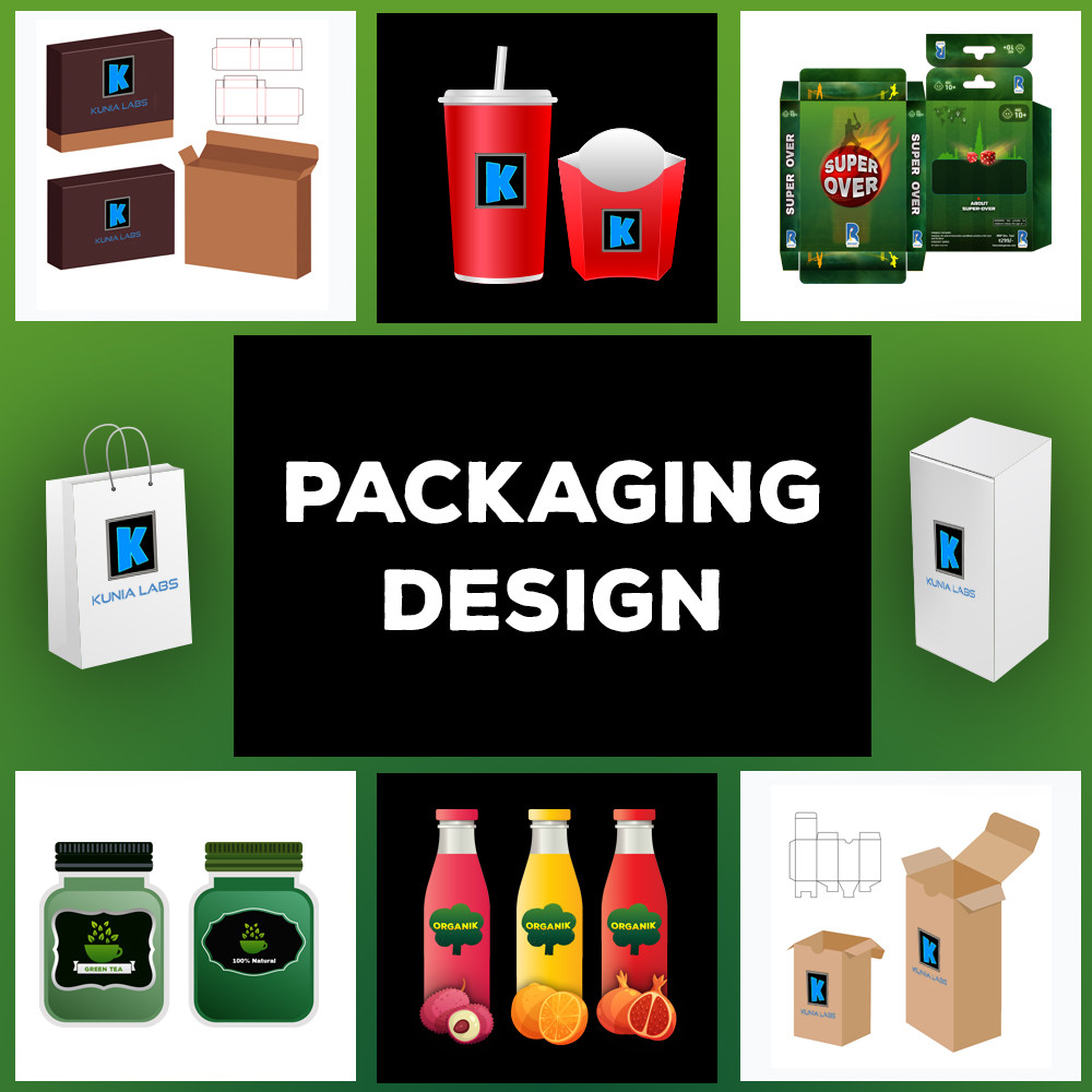 Packaging Design Ideas by KuniaLabs