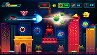 Mission Paris game level in Octrons Chal