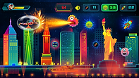 Mission New York level in Octrons Challe