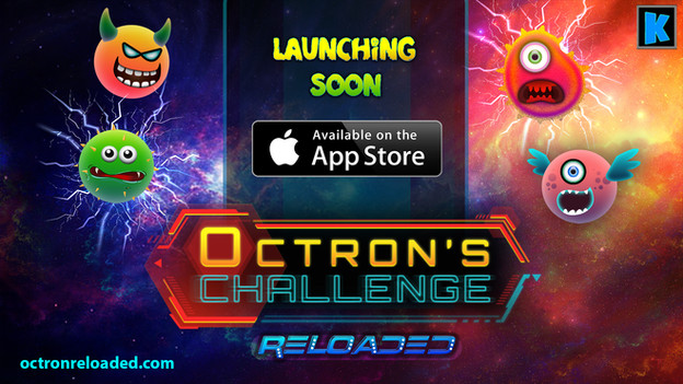 Octrons Challenge Reloaded Launching Aug