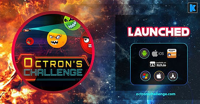 Octrons Challenge Launched