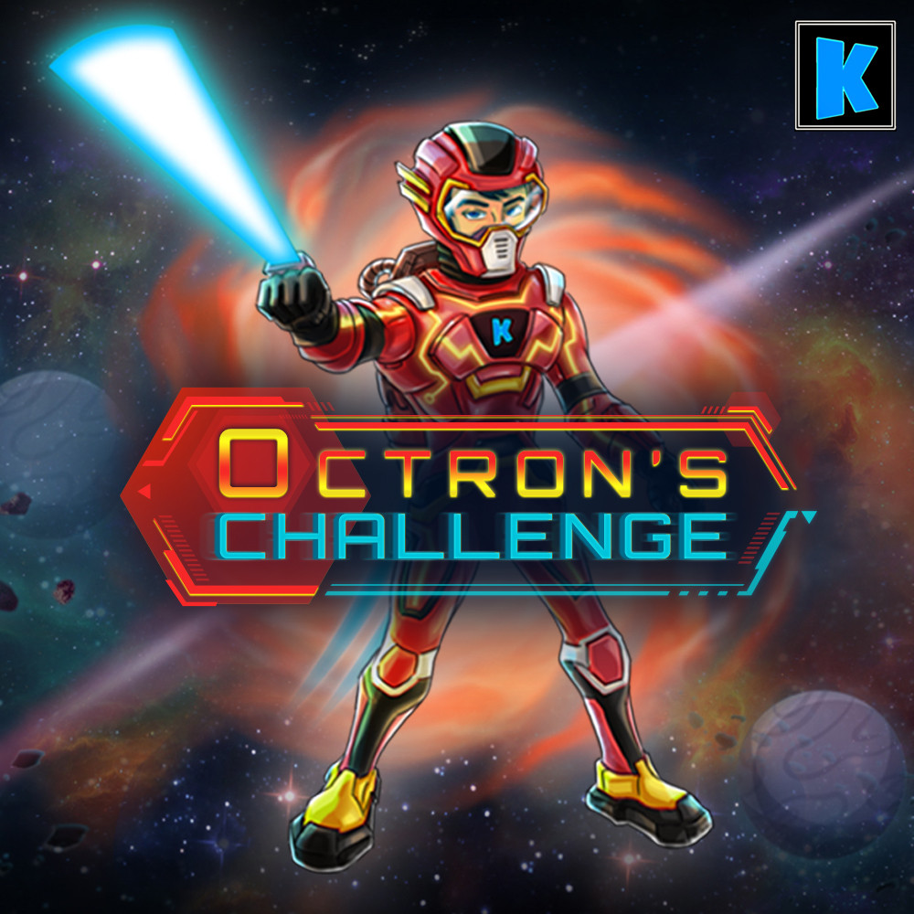 Octrons Challenge Mission Science Genius