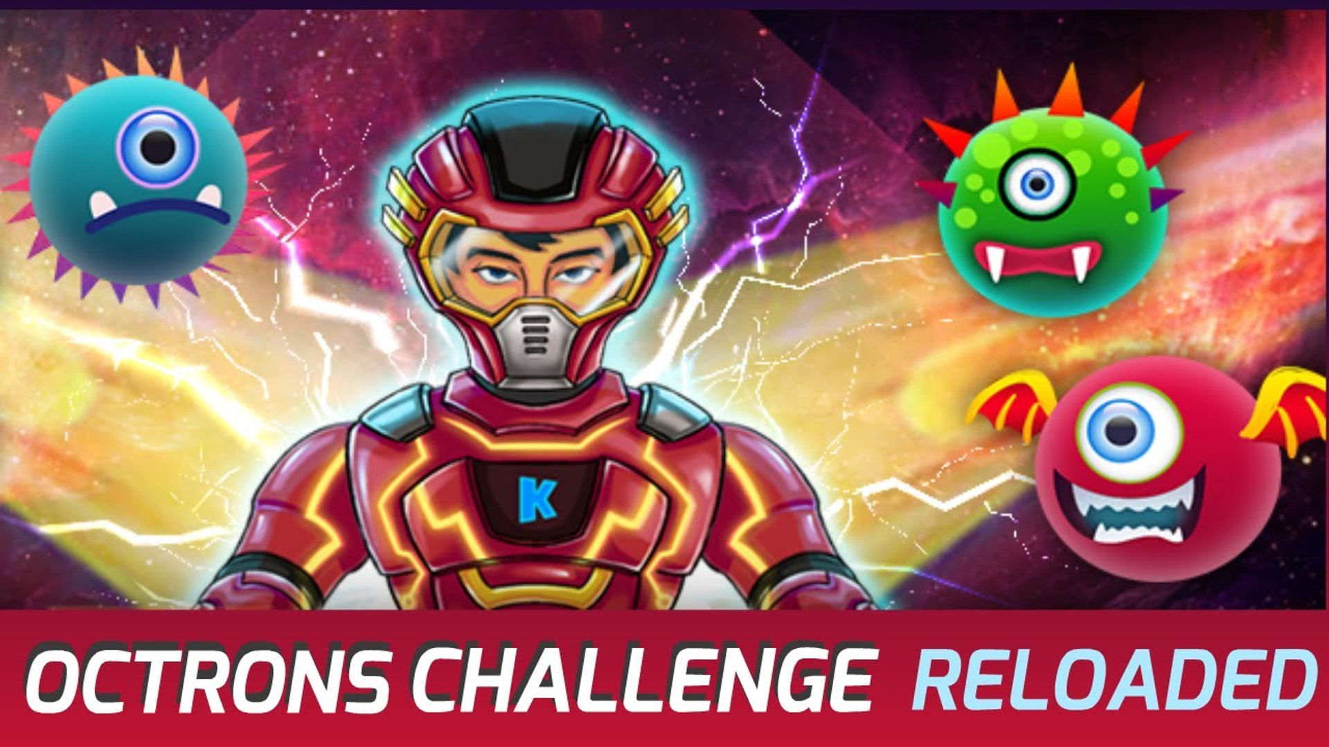 Octrons Challenge Reloaded , Mission New York Teaser Promo Video