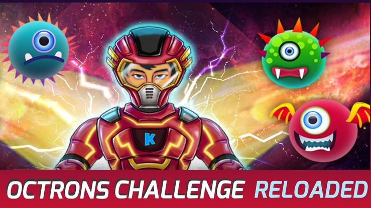 Octrons Challenge Reloaded , Mission New York Teaser Promo Video