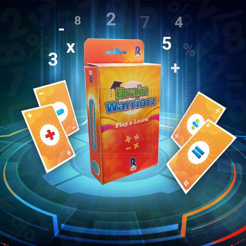 Brain Warriorz Card Game