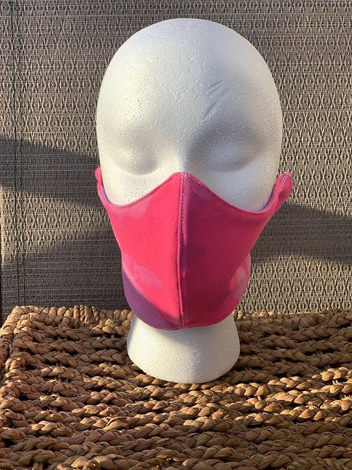 Pink Face Mask