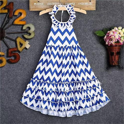 Halter Neck Beach Dress