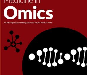 Medicine in Omics / Journal of Clinical Medicineの編集委員になりました/Editorial board member