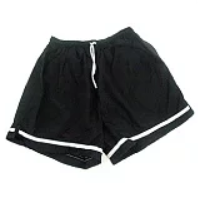 Kids Match Day Shorts Black