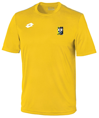 Kids Training Jersey Yellow