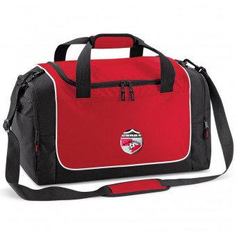 Gear Bag Black/Red
