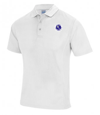 Mens Polo Shirt White