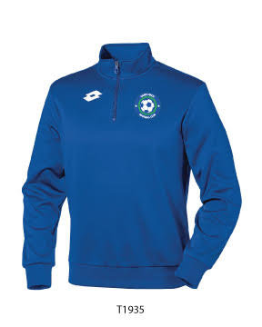 Kids 1/4 Zip Top Royal