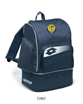 Backpack Soccer Omega II Navy