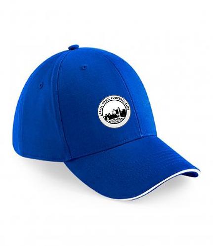 Baseball Cap Royal/White