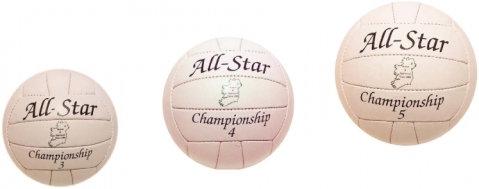 All Star GAA Training Ball